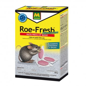 ROE-FRESH 200GR.RATICIDA...