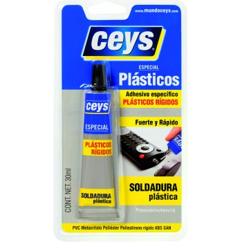 PLASTICCEYS PL. RIGIDO 30ML...