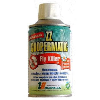 COOPERMATIC FLY KILLER SPRAY