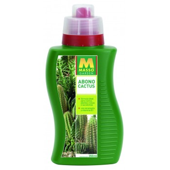 MASSO CACTUS FERTILIZER 350ML.