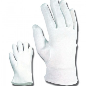 WHITE COTTON GLOVES 5061B EPIS