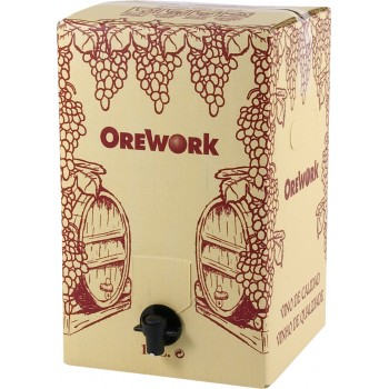 BAG-IN-BOX 5L OREWORK 373522