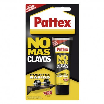 PATTEX NO MORE NAILS 100GR...
